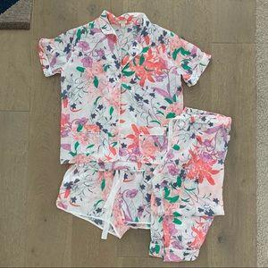Jcrew Pajama set